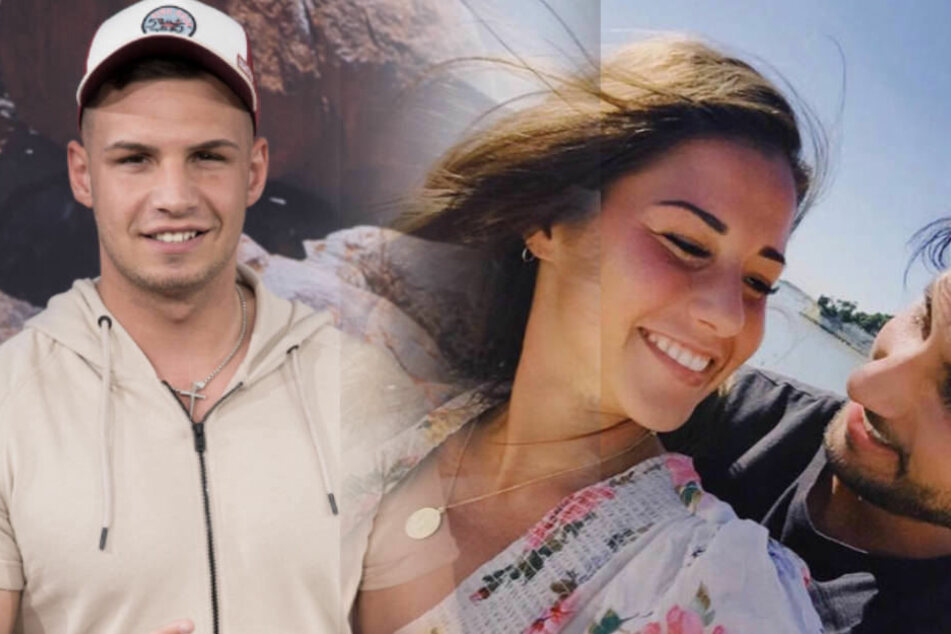 Sarah Lombardi und ihr neuer Freund Roberto Ostuni: Erstes Pärchen