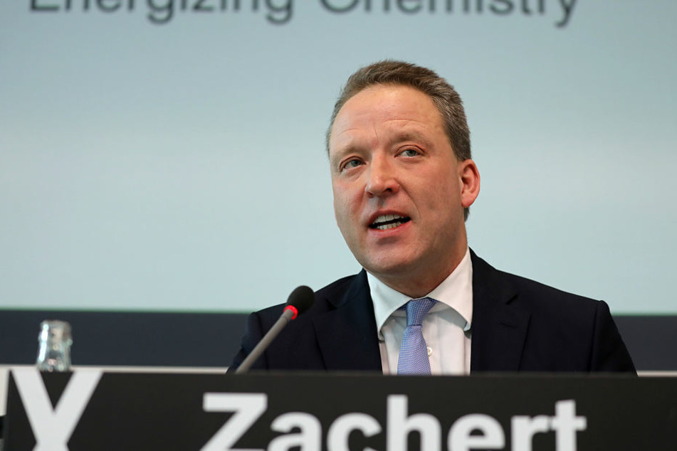 Matthias Zachert, Vorstandschef bei Lanxess.