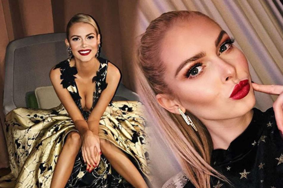 Darya Strelnikova nahm 2015 an der 10. Staffel von Germany's Nest Topmodel teil und ätzte damals schon gegen ihre Mitstreiterinnen.