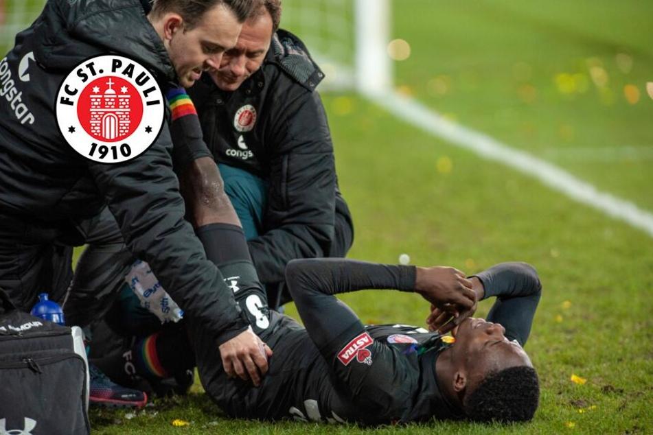FC St. Pauli will gegen Karlsruhe der Verletzungsnot trotzen