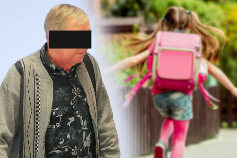 Rentner macht Nacktfotos von Schulmädchen (9)