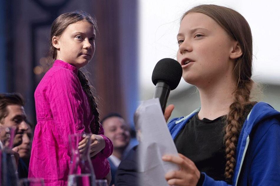 Eklat beim Klimagipfel: Greta Thunberg lässt Journalisten aus Saal werfen