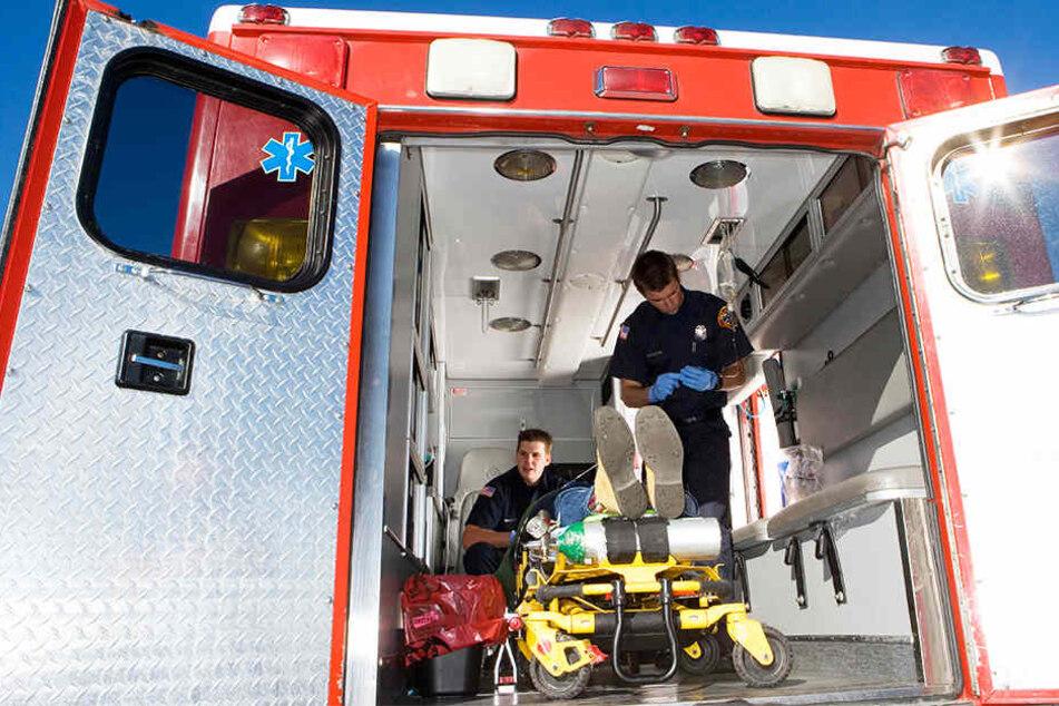 Schwer verletzt wurde der 18-jährige Verler ins Krankenhaus gebracht.