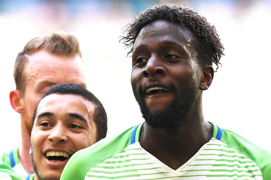 Divock Origi hat eine mäßig-erfolgreiche Saison beim VfL Wolfsburg hinter sich.