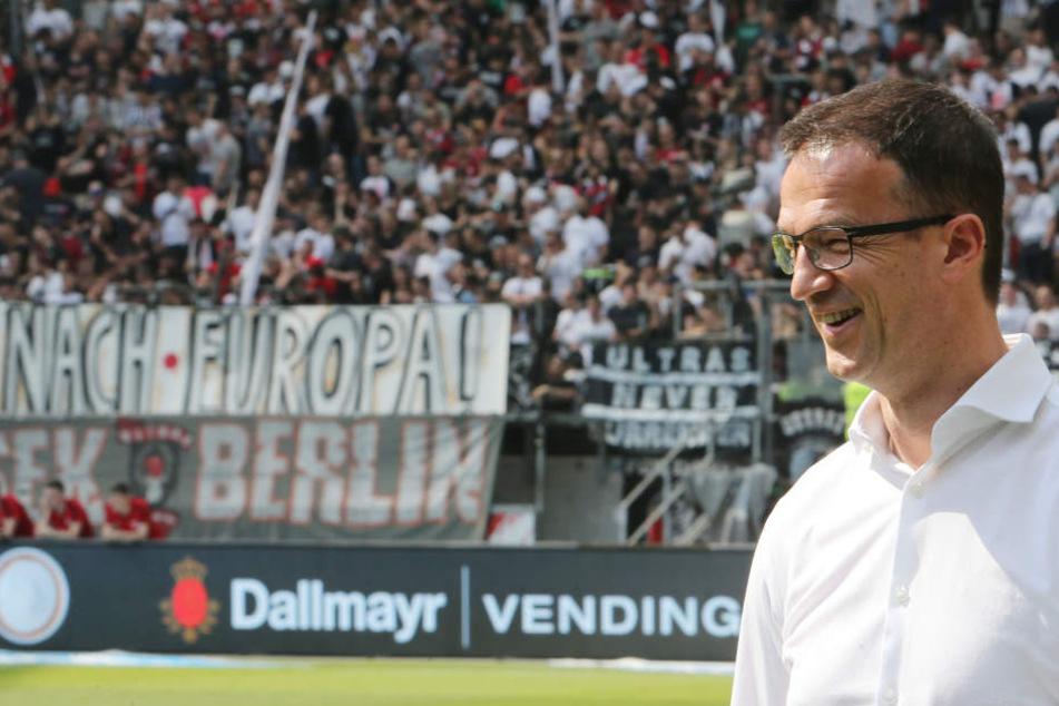 Eintracht Frankfurt: Kovac-Nachfolger: Farke wohl ein möglicher Kandidat