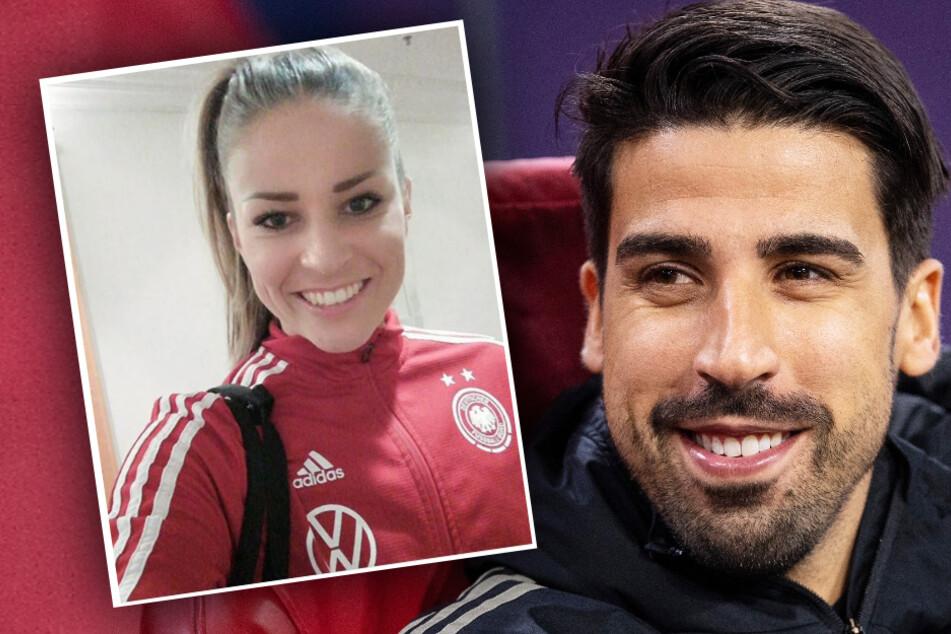 Neue Liebe? Diese Bayern-Kickerin soll Sami Khedira gehörig den Kopf verdreht haben