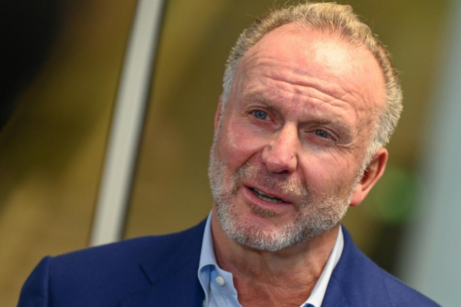 Karl-Heinz Rummenigge (65) vom FC Bayern München setzt in der Bundesliga in schwierigen Coronavirus-Zeiten auf eine Einigkeit.