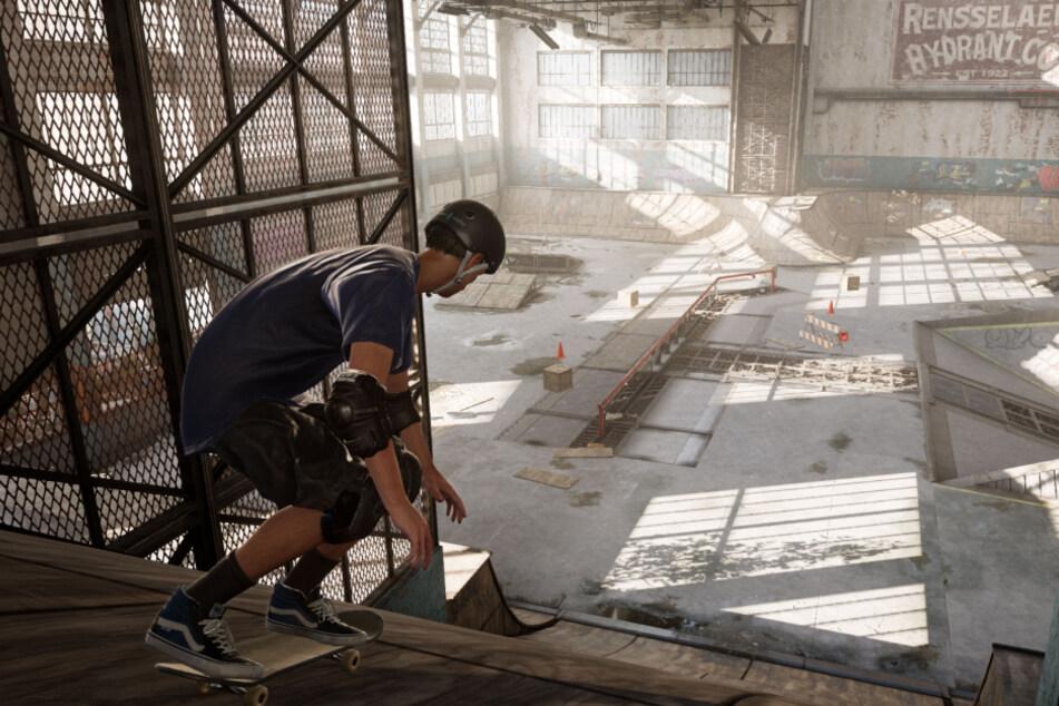 """Allein schon beim Anblick der """"Warehouse""""-Karte aus """"Tony Hawk's Pro Skater"""" steigt bei uns die Vorfreude."""