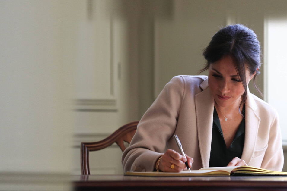 Meghan Markle reveals the heartwarming backstory to her new children's book
