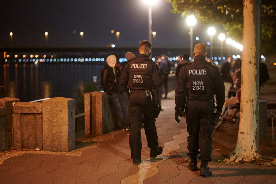 Massiver Anstieg der Corona-Verstöße in NRW