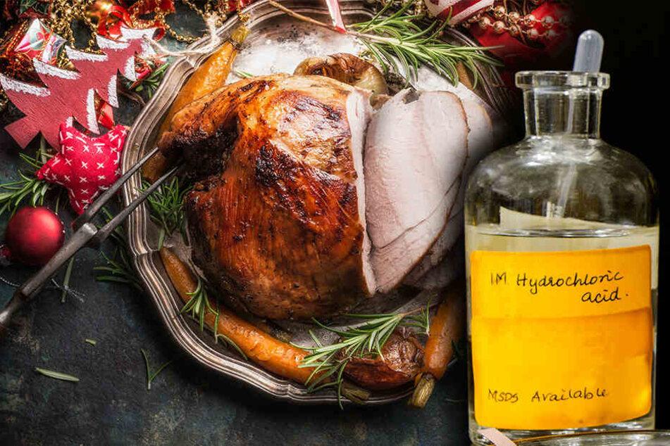 Autonome drohen mit Vergiftung von Lebensmitteln