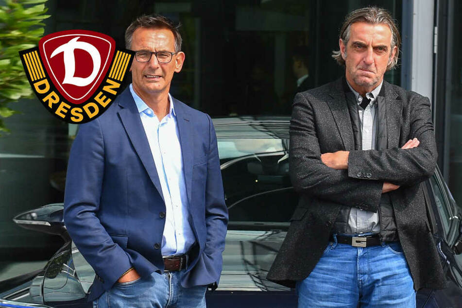 Minge & Born: Dynamos Erfolgsduo verlängert Verträge