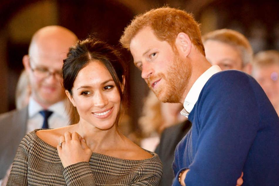 Am 19. Mai wollen sich Prinz Harry (33) und Meghan Markle (36) das Ja-Wort geben.