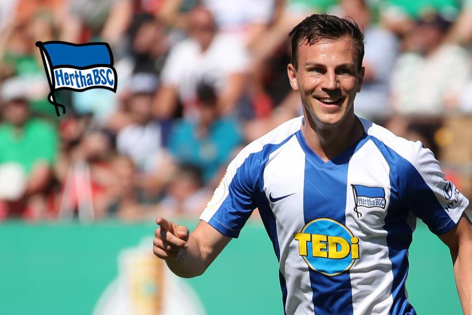 """Hertha BSC: """"Pferdelunge"""" Vladimir Darida bleibt an der Spree!"""
