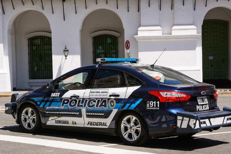 Die argentinische Polizei ermittelt nach wie vor nach den Tätern. (Symbolbild)