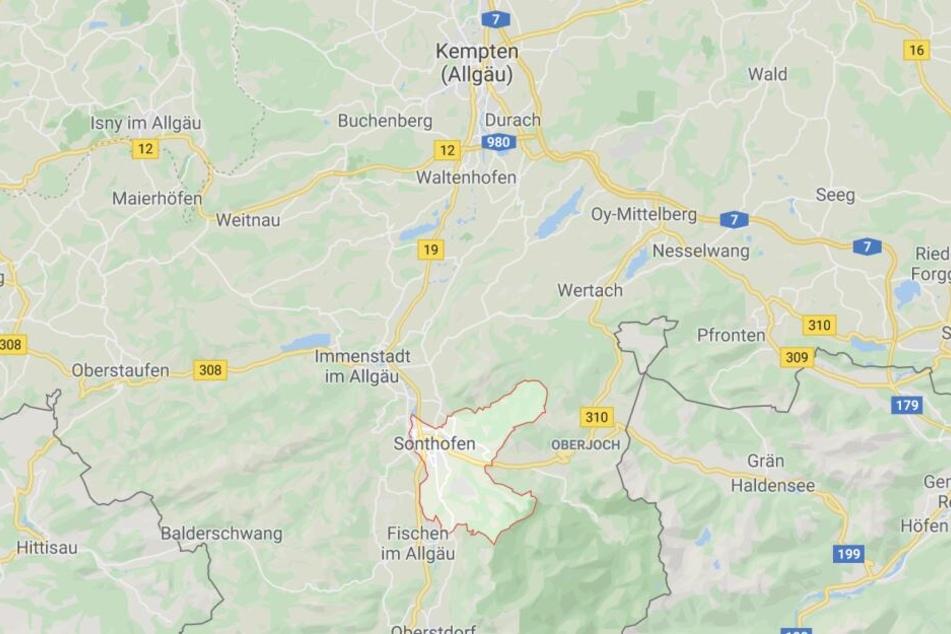 In Sonthofen in Bayern ist es Kind in einem Freizeitbad ums Leben gekommen.