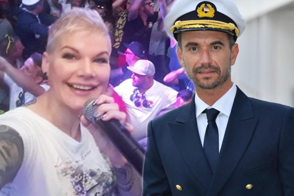 Machen Melanie Müller (30) und Florian Silbereisen (37) bald gemeinsame Sache? Zumindest die Ballermann-Sängerin hätte große Lust darauf!