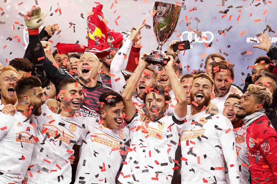 Konnten Freitagnacht den Staffelsieg in der Eastern Conference feiern: Atlanta United.