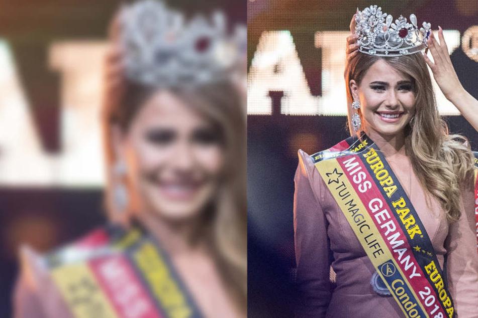 Nachfolgerin gesucht: Die Baden-Württembergerin Anahita Rehbein (23) ist die amtierende Miss Germany 2018.