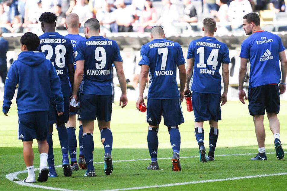 Steht nächste Woche der erste Abstieg nach 55 Jahren Bundesliga fest? Oder gibt es noch Hoffnung?