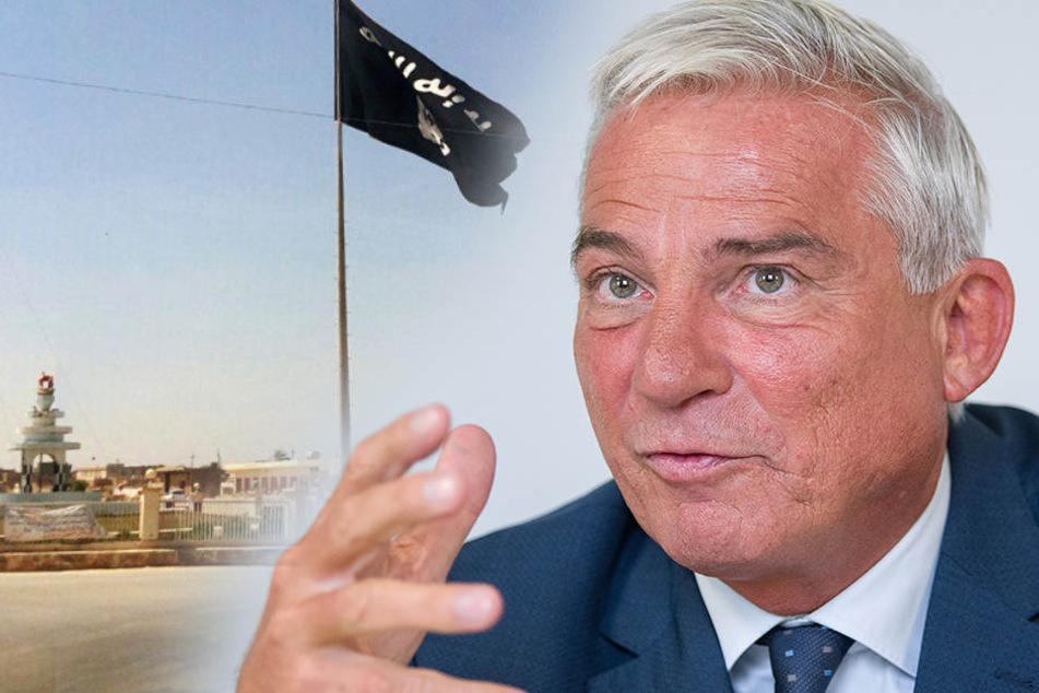 Ländle-Innenminister Strobl (CDU) will Gefährder länger wegsperren.