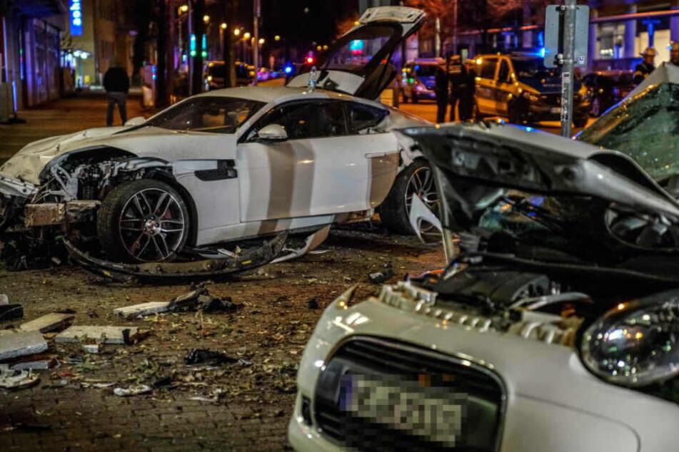 Nach tödlichem Jaguar-Crash: Darum ist der Mord-Prozess so außergewöhnlich