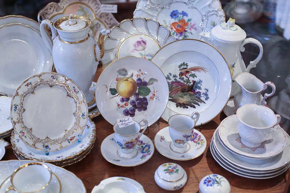 Vornehm tafeln lässt sich mit Meissener Porzellan auf jeden Fall. Wenn es nur nicht so teuer wäre.