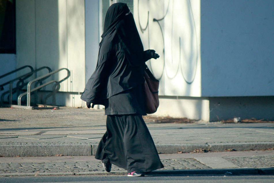 Normalerweise müssen Frauen in Saudi-Arabien Vollverschleierung tragen.