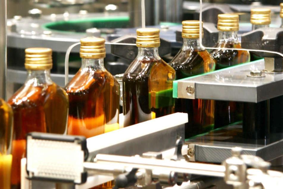 Tausende Liter Alkohol in Schnapsfabrik ausgelaufen