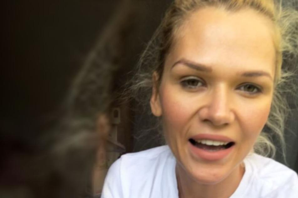 Charmant ehrlich: Sara Kulka präsentiert ihre perfekt unperfekten Brüste