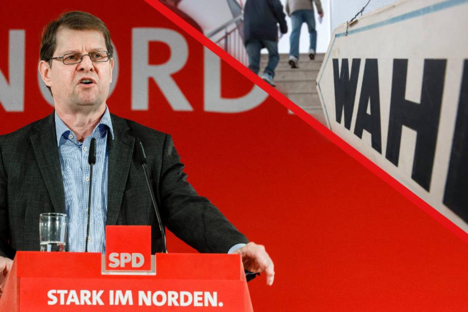 Werte sacken ab! Droht der SPD in diesem Bundesland das nächste Debakel?