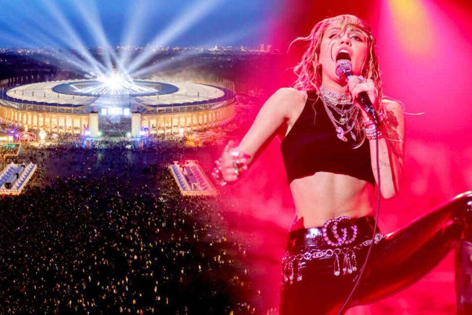 Erste Acts bekannt: Miley Cyrus kommt zum Lollapalooza nach Berlin!