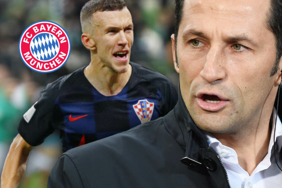 FC Bayern: Hasan Salihamidzic äußert sich zu Leroy Sané, Ivan Perišić im Visier?