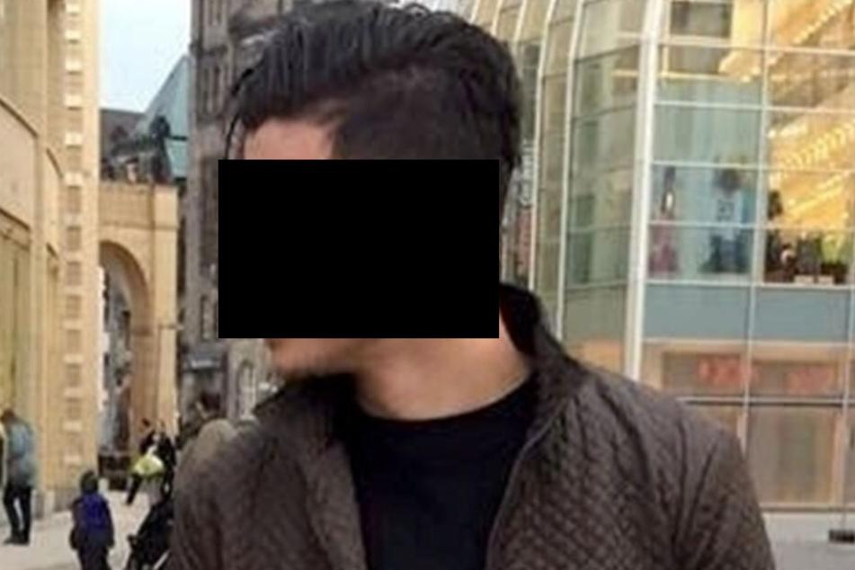 Alaa S. (23) muss sich vor Gericht verantworten.