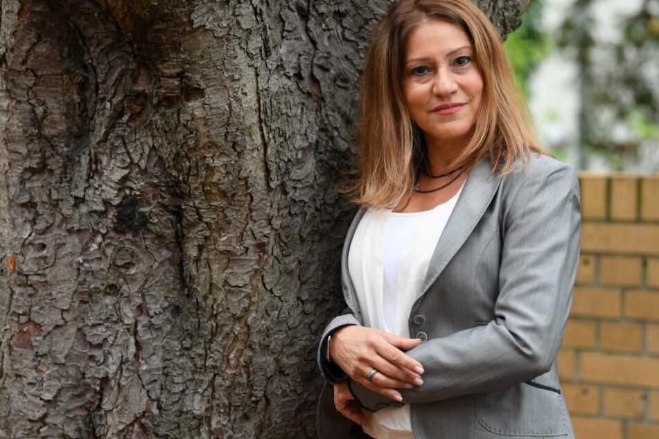 Die Grünen-Politikerin, Nargess Eskandari-Grünberg, will sich für mehr Mobilität einsetzen.