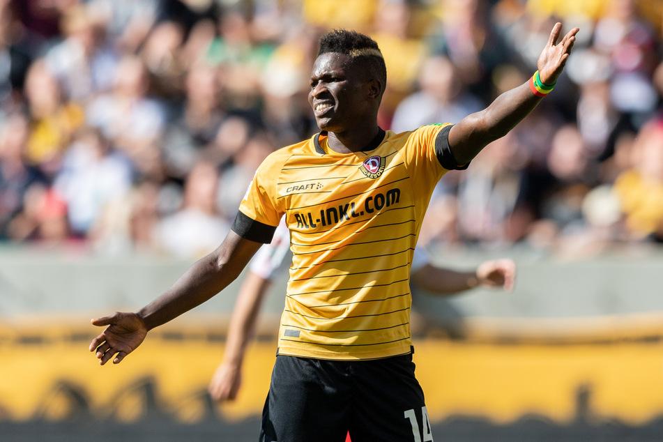 Moussa Koné (23) könnte den 1. FC Köln bald im Sturm verstärken.