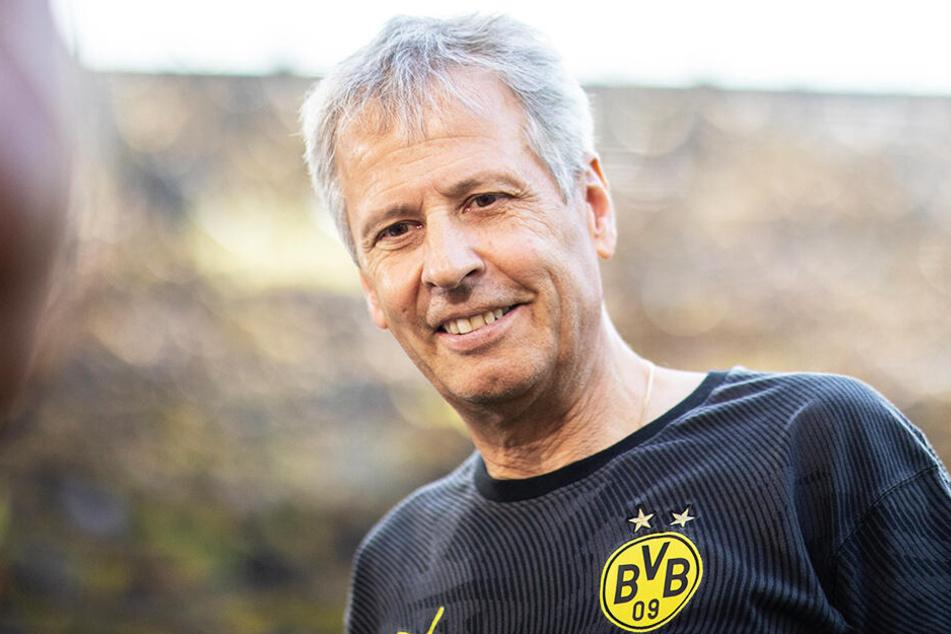 BVB-Coach Lucien Favre steht mit seinem Team bereits unter Druck. Gegen Gladbach muss ein Sieg her, wenn der Kontakt zur Spitze nicht abreißen soll.