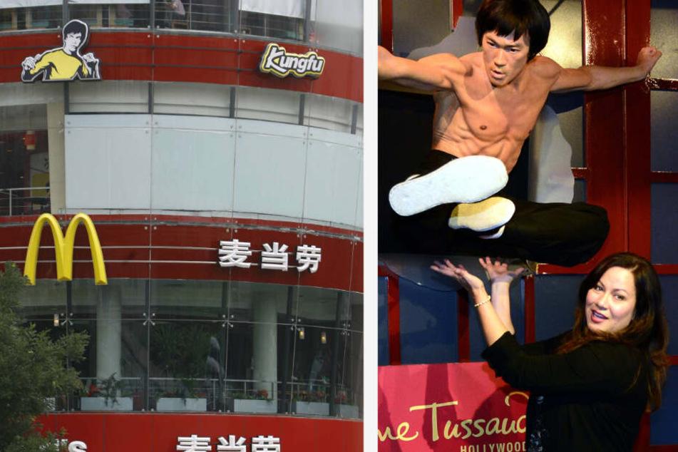 Bruce Lees Tochter verklagt beliebte Fast-Food-Kette