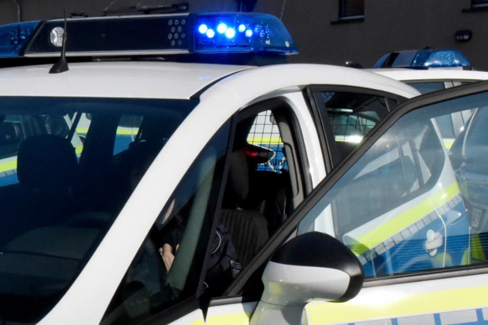Die Polizisten befanden sich zu der zeit nicht im Wagen (Symbolfoto).