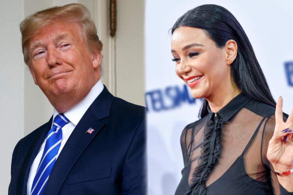 Im TV erzählt Verona Pooth (51) von ihrer intimen Begegnung mit Donald Trump (73).