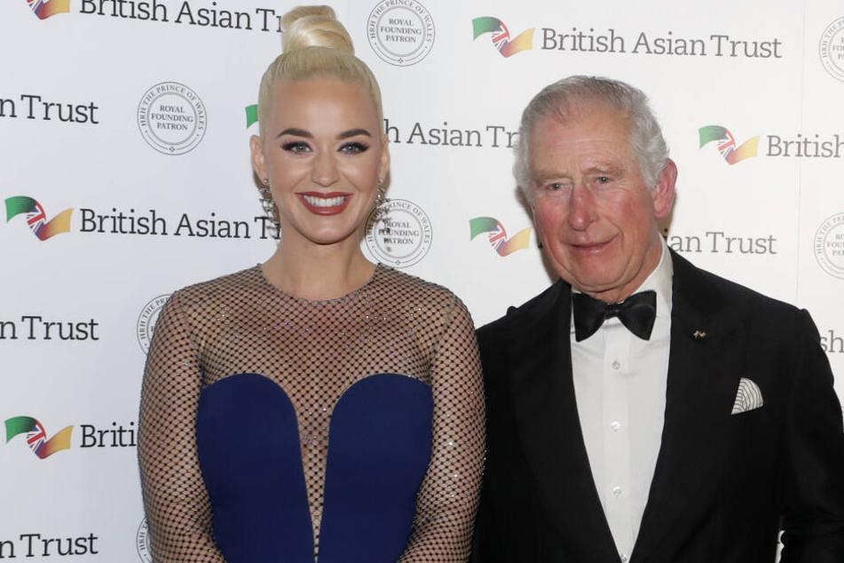 Katy Perry trifft Prinz Charles, der Grund ist rührend