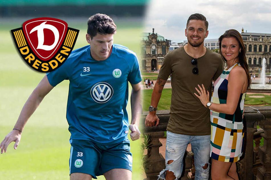 Dynamo testet in Wolfsburg! Testroet fällt aus, aber Gomez spielt