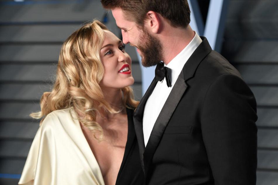 So glücklich wie hier wird man die Beiden wohl nie wieder zusammen sehen.