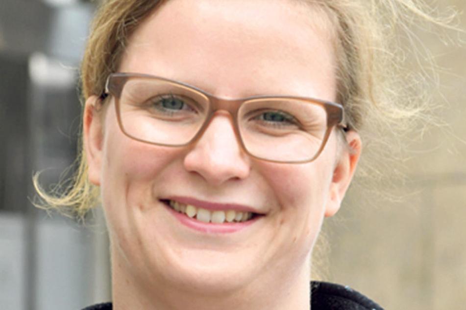 """Isabell Dombrowski (37), Krankenkassenmitarbeiterin aus Ammersbek, hat bereits Briefwahl gemacht: """"Ich habe die CDU gewählt. Ich bin zufrieden wie es läuft. Die Partei zeigt keine Übertriebenheit."""""""