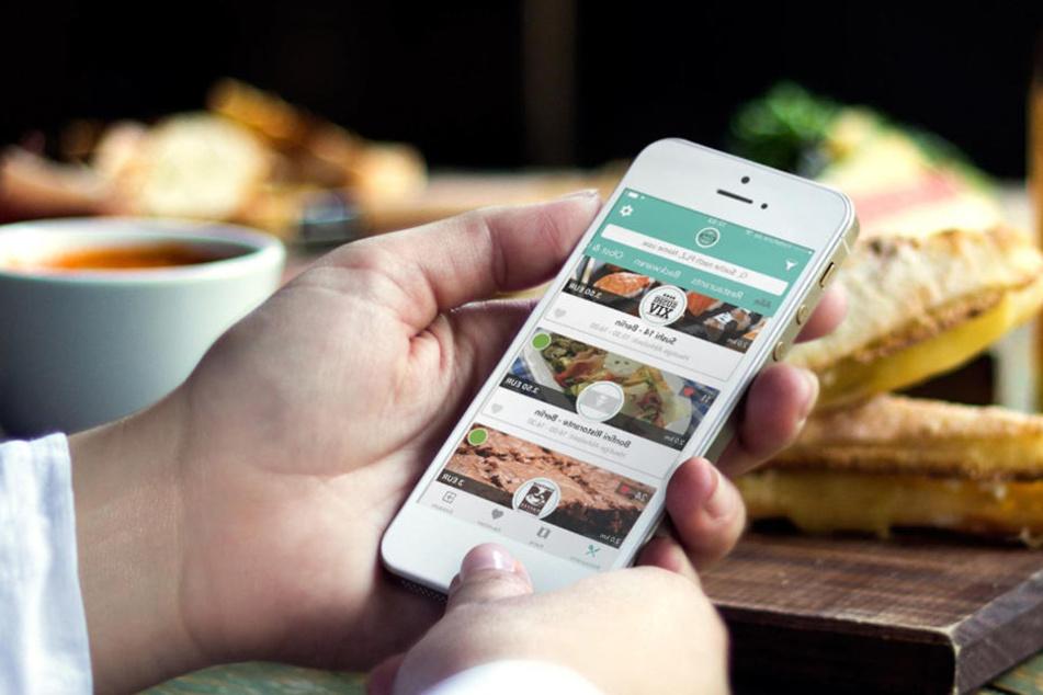 Mit dieser App könnt Ihr in Sachsen günstig Essen abstauben!