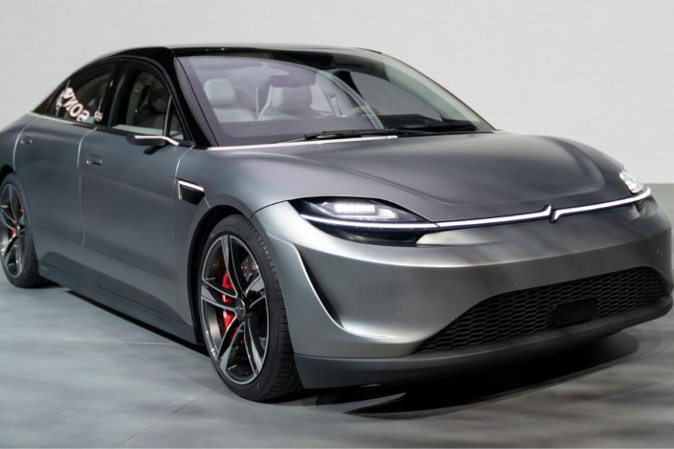 Sony: Elektronik-Konzern präsentiert eigenes Auto