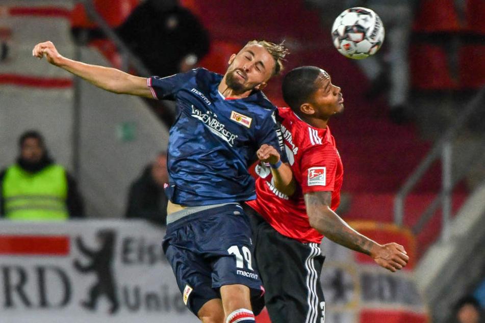 Die reifere Elf stellten die Berliner. Sie beherrschten das Spiel und den Gegner Ingolstadt. Es fehlte nur ein frühes Tor.