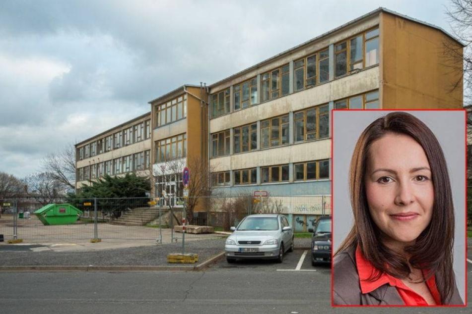 Zieht das Gymnasium Prohlis nach Niedersedlitz?