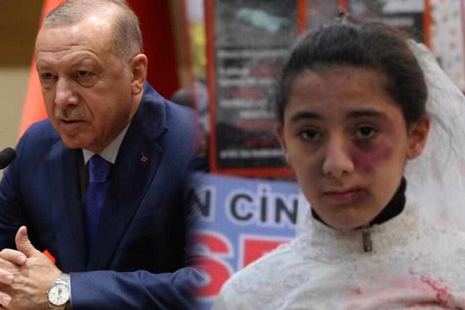 Türkei schockt mit irrem Entwurf: Parlament soll über Vergewaltiger-Gesetz abstimmen!
