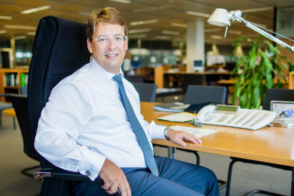 Stephan Fanderl (55) wird der Chef von Karstadt und Kaufhof.